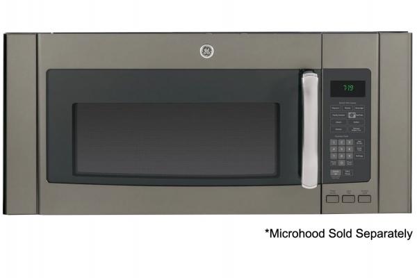"Large image of GE Slate 36"" Over-The-Range Microwave Accessory Filler Kit - JX36CES"