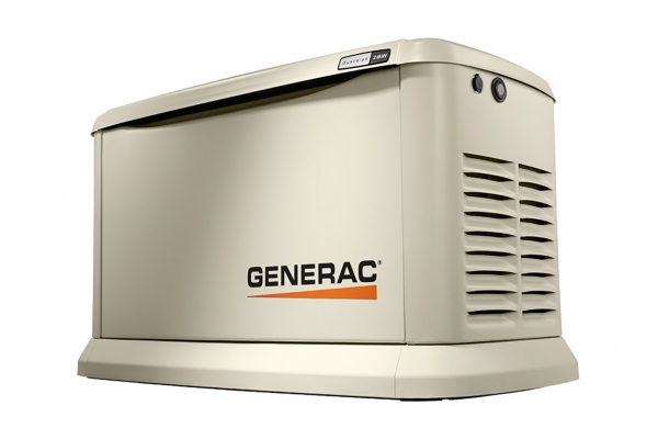 Large image of Generac Guardian 24KW Home Backup Generator with Free Mobile Link - 72090
