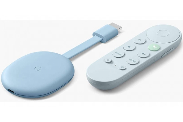 Large image of Google Sky Chromecast With Google TV - GA01923-US