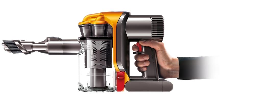dyson cordless handheld vacuum dc34 abt. Black Bedroom Furniture Sets. Home Design Ideas