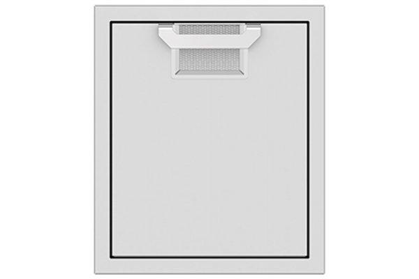 "Large image of Hestan Aspire 18"" Steeletto Left-Hinge Single Access Door - AEADL18"