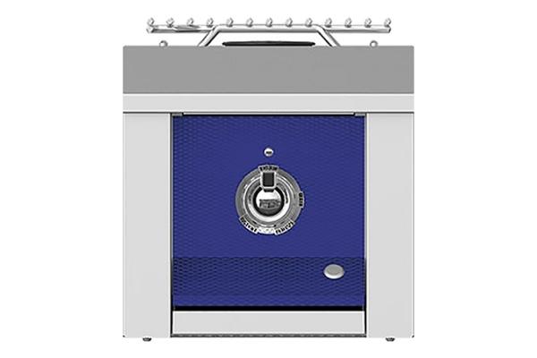 "Large image of Hestan Aspire 12"" Prince Natural Gas Single Side Burner - AEB121-NG-BU"