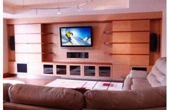 Naperville Residency - Living Room