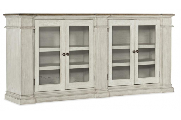 Large image of Hooker Furniture Dining Room Montebello Buffet - 6101-75900-02