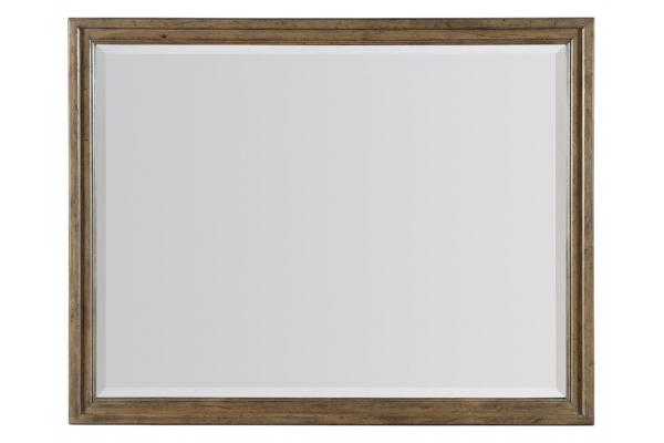 Large image of Hooker Furniture Bedroom Montebello Mirror - 6102-90004-80