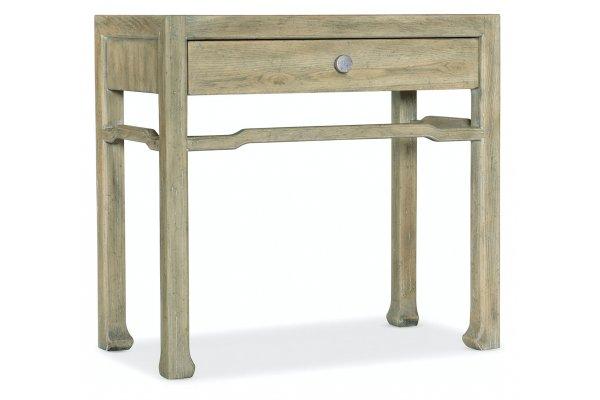 Large image of Hooker Furniture Bedroom Surfrider One-Drawer Nightstand - 6015-90015-80