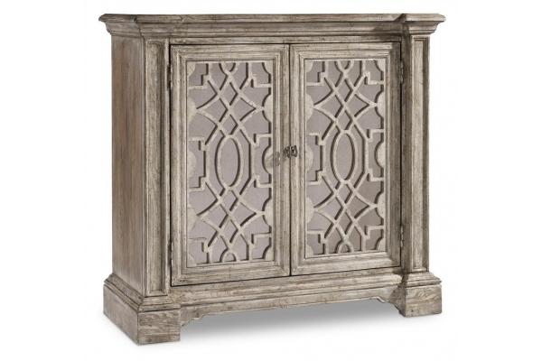 Large image of Hooker Furniture Living Room True Vintage Two-Door Chest - 5701-85003