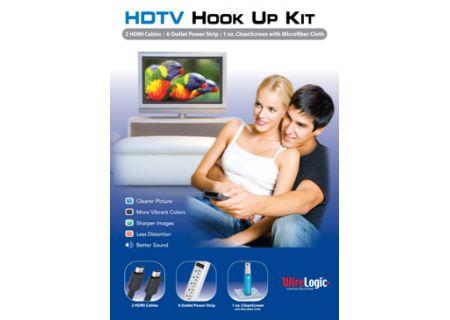WireLogic - HOOKUPKIT - HDMI Cables