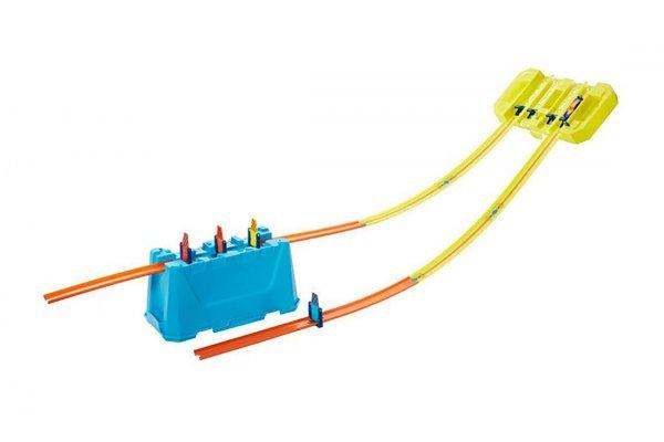 Large image of Hot Wheels Track Builder Unlimited Multi-Lane Speed Box - MTTGLC95