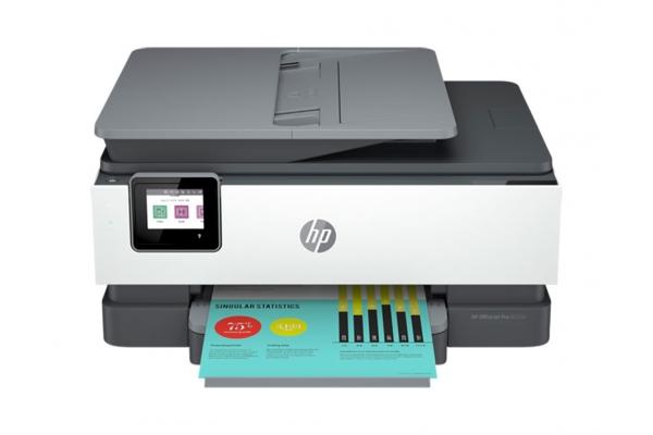 Large image of HP OfficeJet Pro 8035e Light Basalt All-In-One Printer - HPOJP8035EBASAL