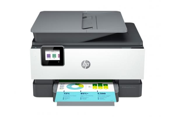 Large image of HP OfficeJet Pro 9015e All-In-One Printer - HPOJP9015E
