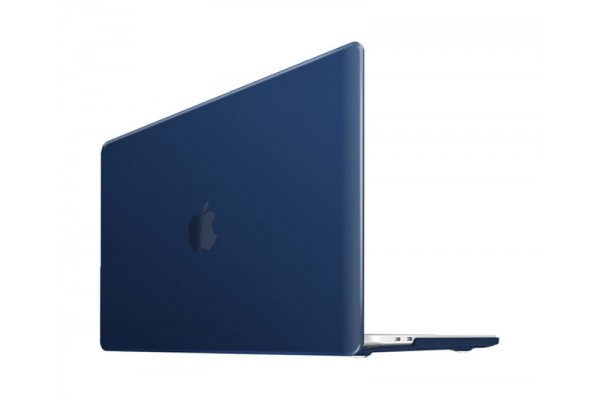 """Large image of iBenzer Neon Party Macbook Pro 13"""" Touch Bar & None Touch Bar Navy Blue Case - LC-NPT-T13NVBL"""