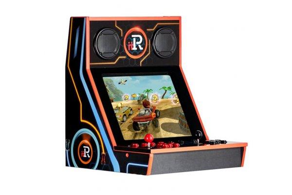 Large image of iiRcade Classic Edition Bartop Arcade System - IRORO1-64C19OGA
