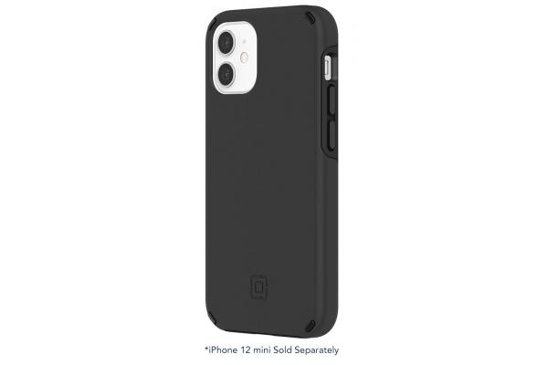 Large image of Incipio Duo Black Phone Case for iPhone 12 mini - IPH-1893-BLK