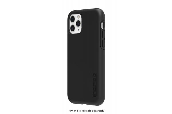 Large image of Incipio DualPro Black Case For iPhone 11 Pro - IPH-1843-BLK