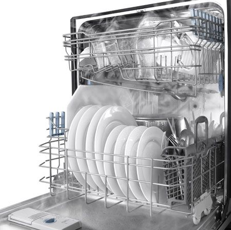 Maytag Jetclean Plus Stainless Steel Undercounter