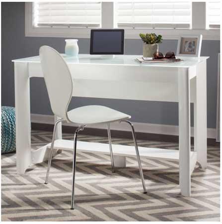 Bush Furniture Aero Collection Writing Desk My16128 03
