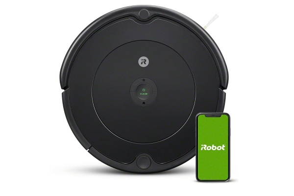 Large image of iRobot Roomba 694 Wi-Fi Connected Robot Vacuum - R694020