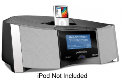 Polk Audio - I-SONIC2 - iPod Docks
