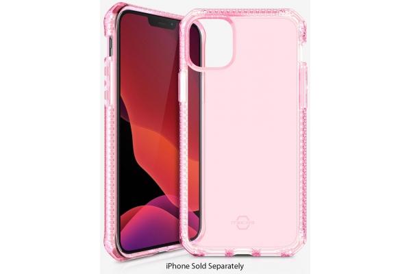 Large image of ITSKINS Spectrum Clear Light Pink Case For Apple iPhone 12 Mini - AP2G-SPECM-LPNK