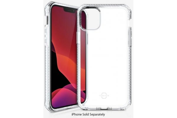 Large image of ITSKINS Spectrum Clear Transparent Case For Apple iPhone 12 Mini - AP2G-SPECM-TRSP