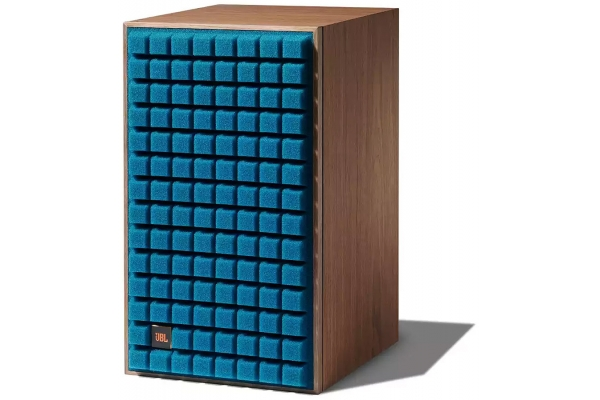 "Large image of JBL L82 Classic 8"" Blue 2-Way Bookshelf Loudspeaker (Each) - JBLL82CLASSICBLUAM"