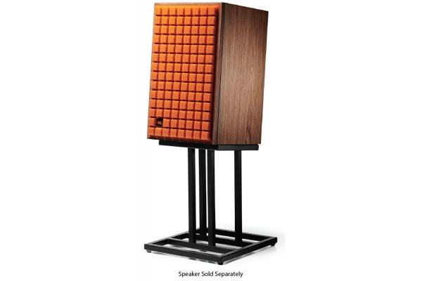 Large image of JBL JS-80 Loudspeaker Stand (Pair) - JBLJS80STANDBLKAM