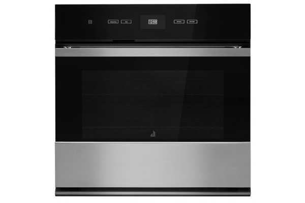 """Large image of JennAir NOIR 30"""" Stainless Steel Single Wall Oven With MultiMode Convection System - JJW2430IM"""