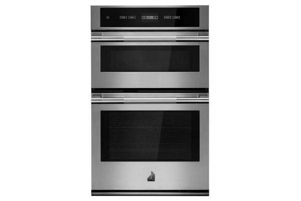 """Large image of JennAir RISE 27"""" Stainless Steel Combination Microwave Wall Oven With MultiMode Convection System - JMW2427IL"""