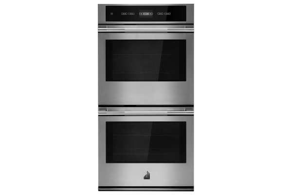 """Large image of JennAir RISE 27"""" Stainless Steel Double Wall Oven With MultiMode Convection System - JJW2827IL"""