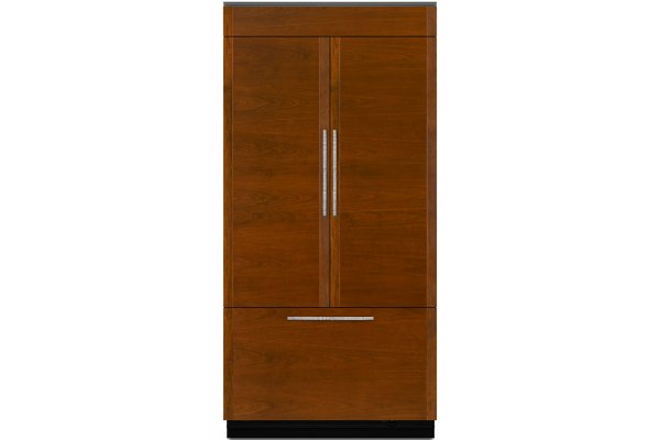 """Large image of JennAir 42"""" Panel Ready Built-In French Door Refrigerator - JF42NXFXDE"""