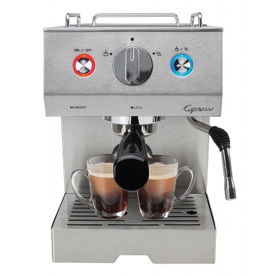 Jura Capresso Cafe Select Professional Espresso & Cappuccino Machine