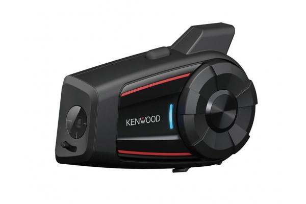 Large image of Kenwood Motorcycle Bluetooth Camera & Communication System - KCA-HX7C