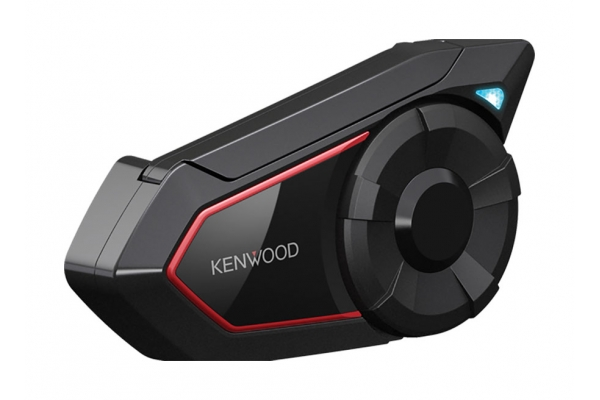 Large image of Kenwood Motorcycle Bluetooth Communication System - KCA-HX5M