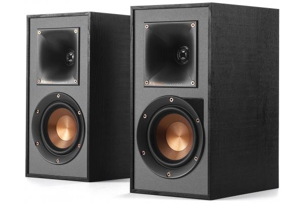 Large image of Klipsch R-41PM Powered Bookshelf Speakers (Pair) - 1066251