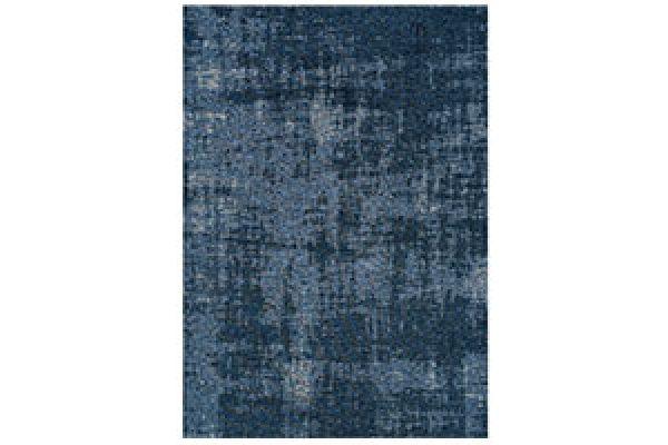 "Large image of Kalora Cathedral 5'1"" X 7'7"" Deep Blue Tree Bark Rug - 5309/33 155230"