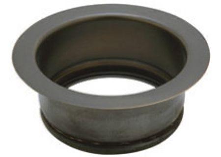 Rohl Black Disposal Flange - 743BK