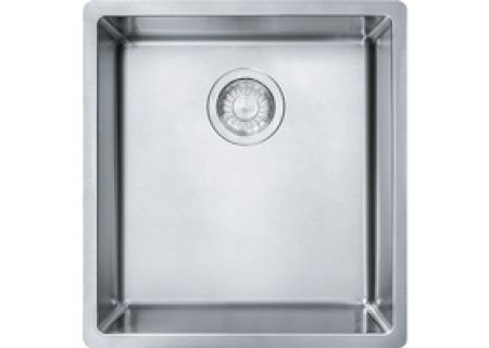 Franke Cube Stainless Steel Sink - CUX11015