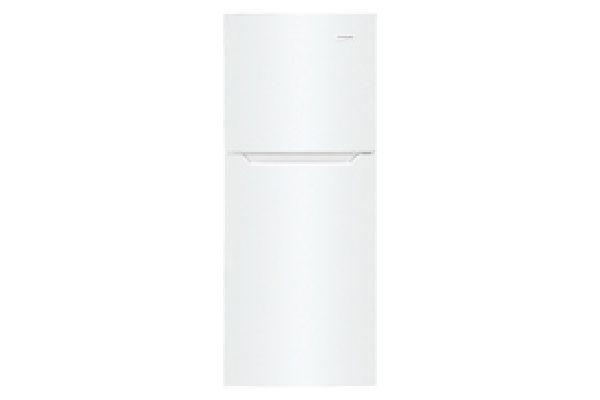 Frigidaire 11.6 Cu. Ft. White Top Freezer Apartment-Size Refrigerator