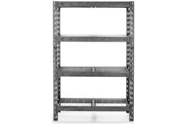 "Large image of Gladiator Garageworks 48"" Hammered Granite Rack Shelf - GARS484TEG"