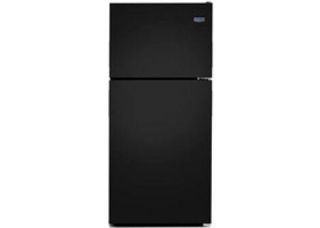 "Maytag Black 30"" Top Freezer Refrigerator - MRT118FFFBK"