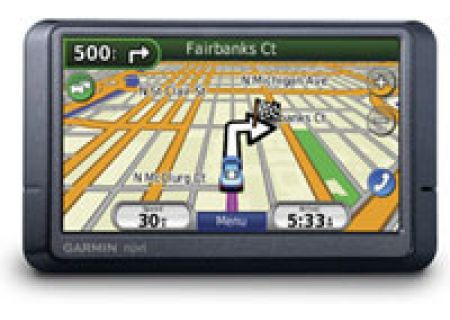 Garmin - 010-00575-10  - Portable GPS Navigation