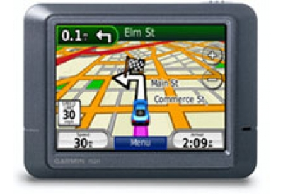 Garmin - 010-00576-10 - Portable GPS Navigation