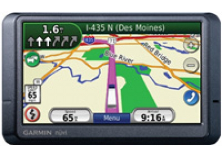 Garmin - 010-00786-00 - Portable GPS Navigation