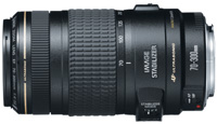 Canon EF 70-300mm Telephoto Zoom Lens - 0345B002