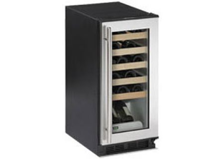 U-Line - 1115WC - Wine Refrigerators and Beverage Centers