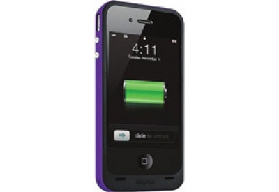 mophie - 1169_JPP-IP4-PRP - Cellular Carrying Cases & Holsters
