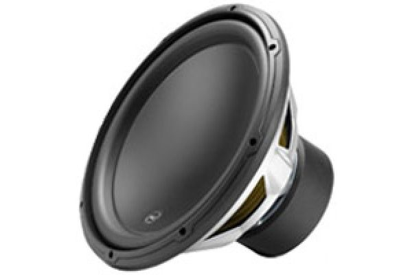 "Large image of JL Audio 13.5"" W3v3 4 Ohm Mobile Subwoofer - 92157"