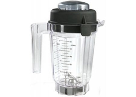 Vitamix Wet Blade BPA-Free Eastman Tritan Copolyester Blender Container - 015842