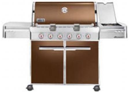 Weber - 1752001 - Liquid Propane Gas Grills